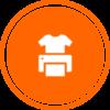 oszulki z nadrukiem na każdą okazję, nadruki na odzieży, haft, logo 3d, litery 3d.